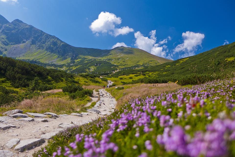 Vysoké Tatry na jaře