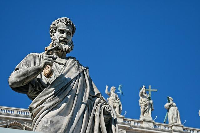 saint-pierre sochařství