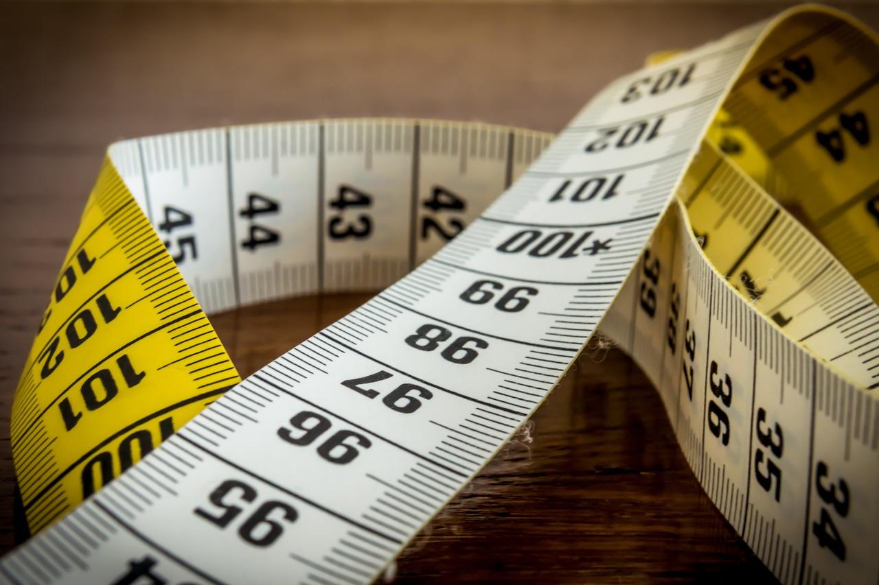 metr na měření